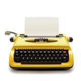 Old Typewriter Royalty Free Stock Photos