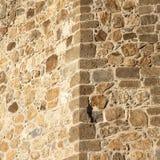 Brick old wall. Texture. Royalty Free Stock Photo