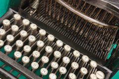 Old typrwriter Stock Photography