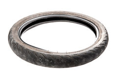 Old tyre Royalty Free Stock Photography