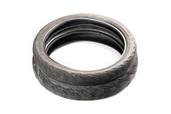 Old tyre Royalty Free Stock Images