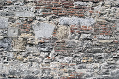 Old ugly wall Royalty Free Stock Photos