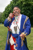 Old ukrainian Cossack Royalty Free Stock Photo