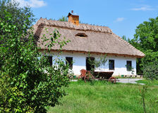 Old Ukrainian House. Royalty Free Stock Image
