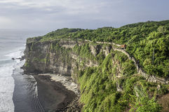 Old Uluwatu Temple. Royalty Free Stock Photography