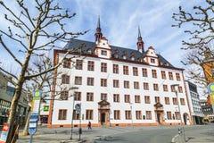 Old University, Domus Royalty Free Stock Image