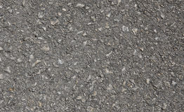 Old urban asphalt texture Stock Image