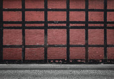 Old urban background Stock Photography