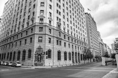 Old Urban Building Stock Photo