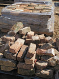 A Old Used Bricks Royalty Free Stock Images