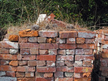 A Old Used Bricks Stock Images