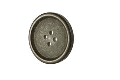 Old used button Stock Photography