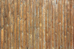 Old and used hard wooden background Stock Images