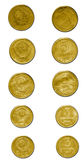 Old USSR coins Royalty Free Stock Image