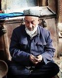Old Uyghur Man Royalty Free Stock Image