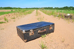 Old valise Royalty Free Stock Images