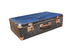 Old valise Stock Photos