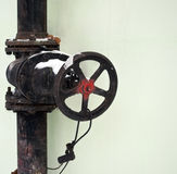 Old valve Stock Photography