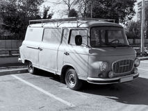 Old van Stock Photography