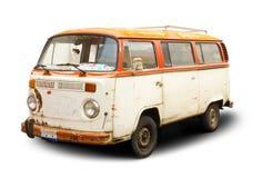 Old van Stock Image