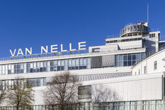 Old Van Nelle Stock Photo