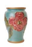 Old vase. Antique vase - home decoration object Stock Image