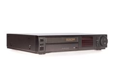 Old VCR, Video Cassette Recorder Royalty Free Stock Image
