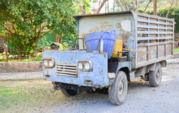 Old vehicle truck car Royalty Free Stock Photo