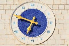 Old Venetian Clock Tower Stock Photos