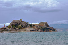 Old Venetian fortress Royalty Free Stock Photography