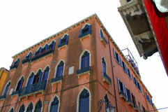 Old Venetian house Royalty Free Stock Photos
