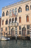 Old Venetian Palazzo Royalty Free Stock Photos