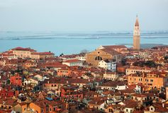 Old Venice cityscape,Italy Stock Photos