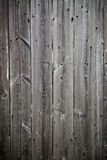 Old vertical boards Royalty Free Stock Photography