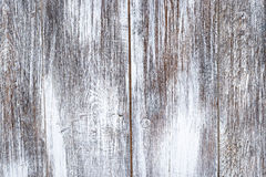 Old vertical white wooden boards with texture for background. Horizontal frame Stock Images