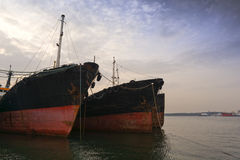 Free Old Vessels Royalty Free Stock Photography - 87270837