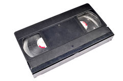 Old vhs tape Royalty Free Stock Images