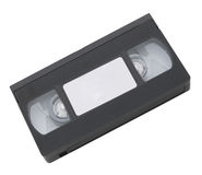 Old VHS video cassette Stock Photo