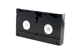 An old VHS video tape Royalty Free Stock Image