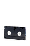 An old VHS video tape Royalty Free Stock Images
