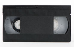 Old VHS Video tape Royalty Free Stock Image