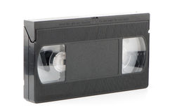 Old VHS Video tape Royalty Free Stock Photos