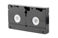 Old VHS Video tape Stock Images