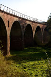 Old viaduct, Poland. Old viaduct i southern part of Poland Royalty Free Stock Photos