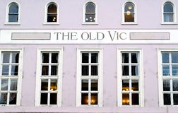 The Old Vic Royalty Free Stock Photo