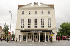 Old Vic Theatre, London Stock Image