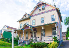 Old Victorian Home Royalty Free Stock Photos