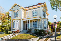Old Victorian House Stock Image