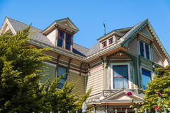 Old Victorian House Royalty Free Stock Image