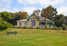 Old victorian house Royalty Free Stock Photos
